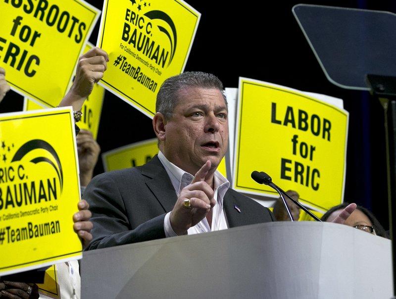Eric Bauman