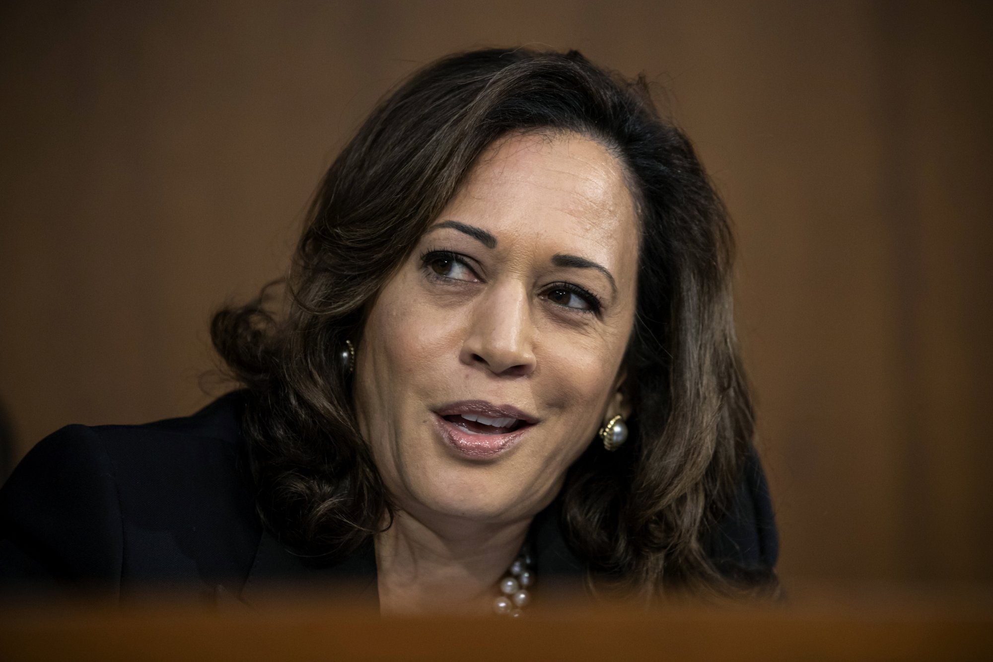Kamala Harris: Midterms a fight for 'the best of who we are'