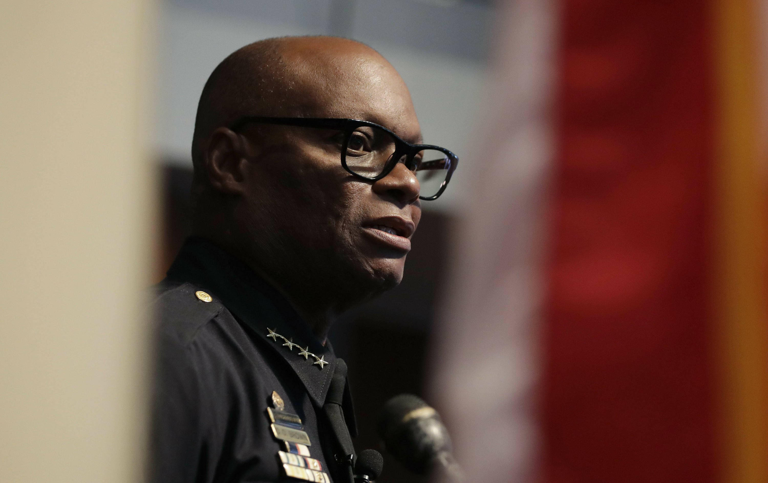 Dallas police had taken steps to mend rift with minorities