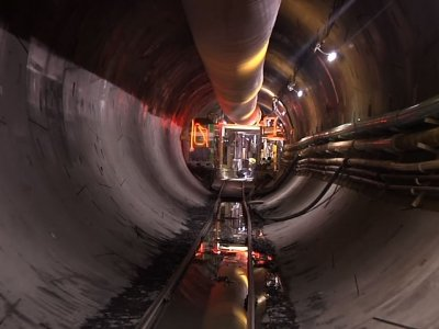 Billion Dollar Fix for Massive NYC Water Tunnel