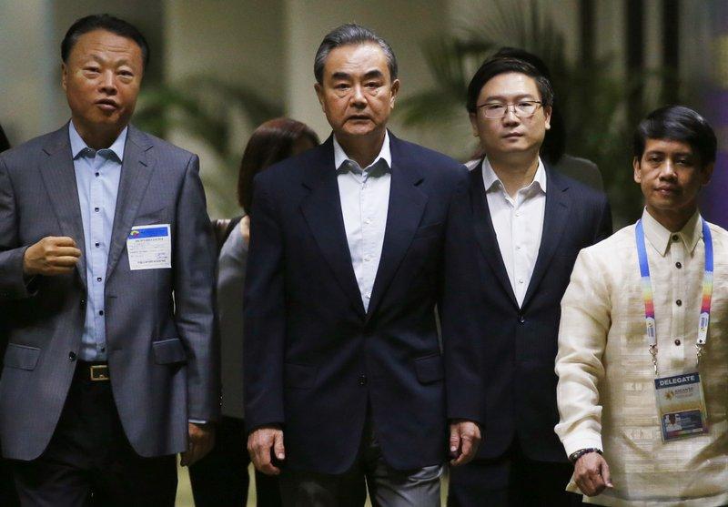 Wang Yi, Zhao Jianhua