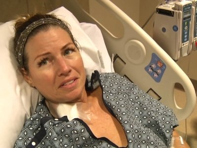 Las Vegas Survivor Says Cab Driver Saved Her