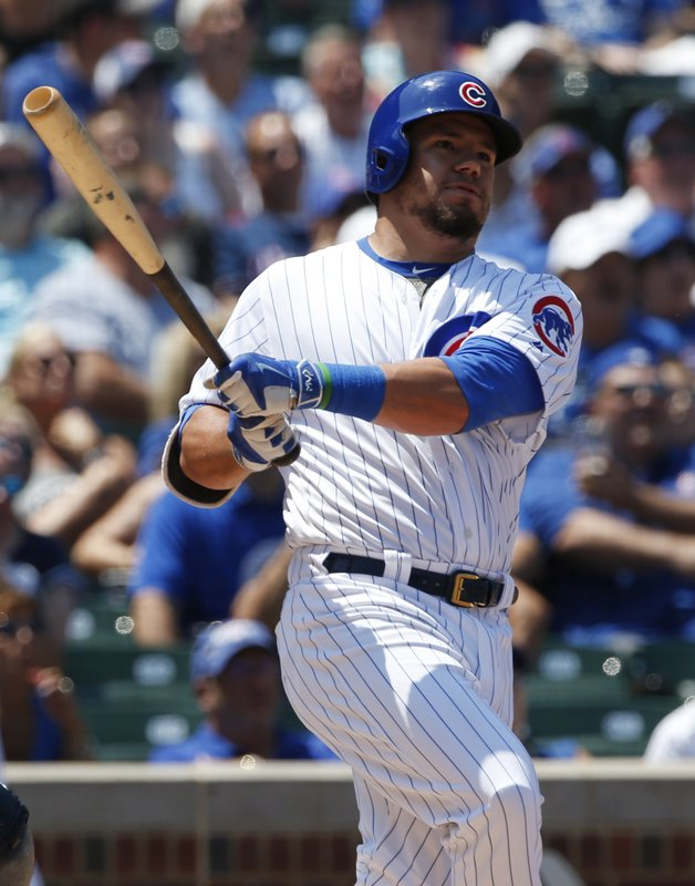 Milwaukee Brewers Vs Chicago Cubs 2017