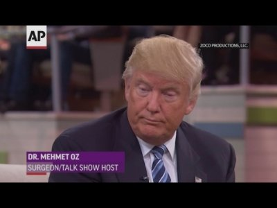 Trump: stamina as good as 'when I was 30'