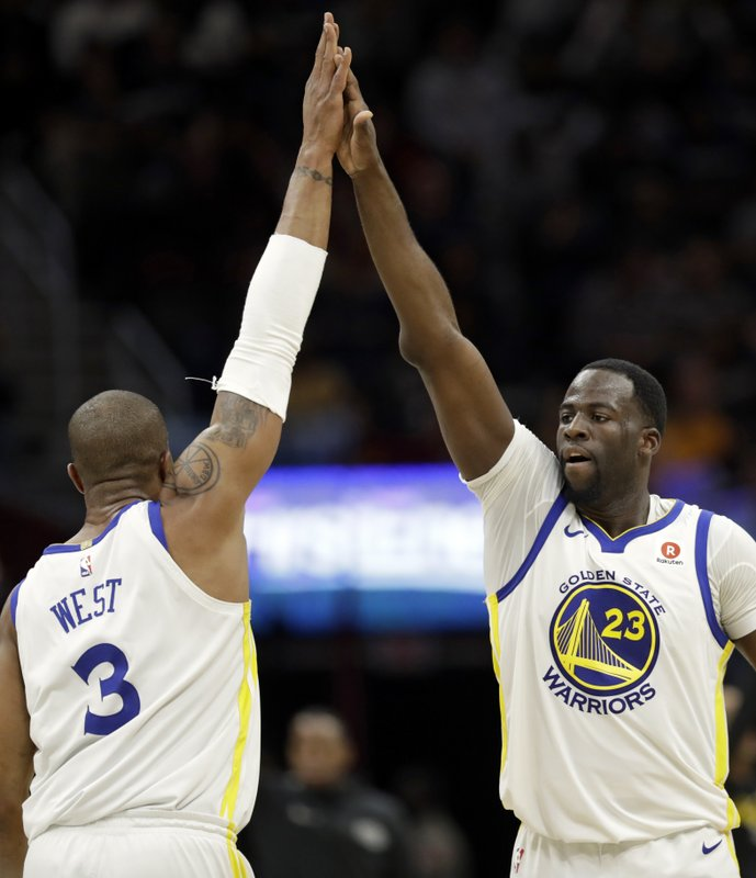 Draymond Green, David West