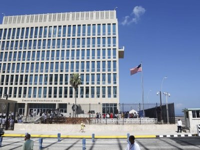 Most of US Embassy Staff Leaving Cuba