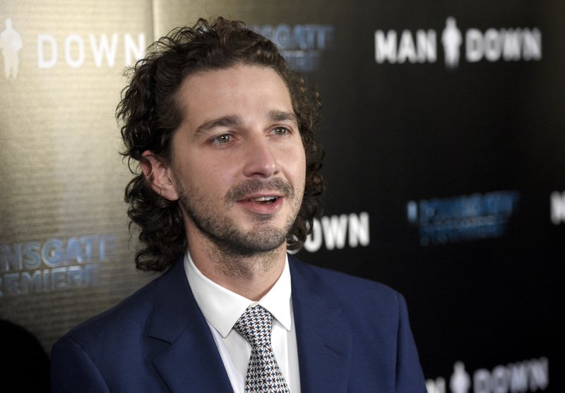 Shia LaBeouf apologizes for racist tirade during arrest