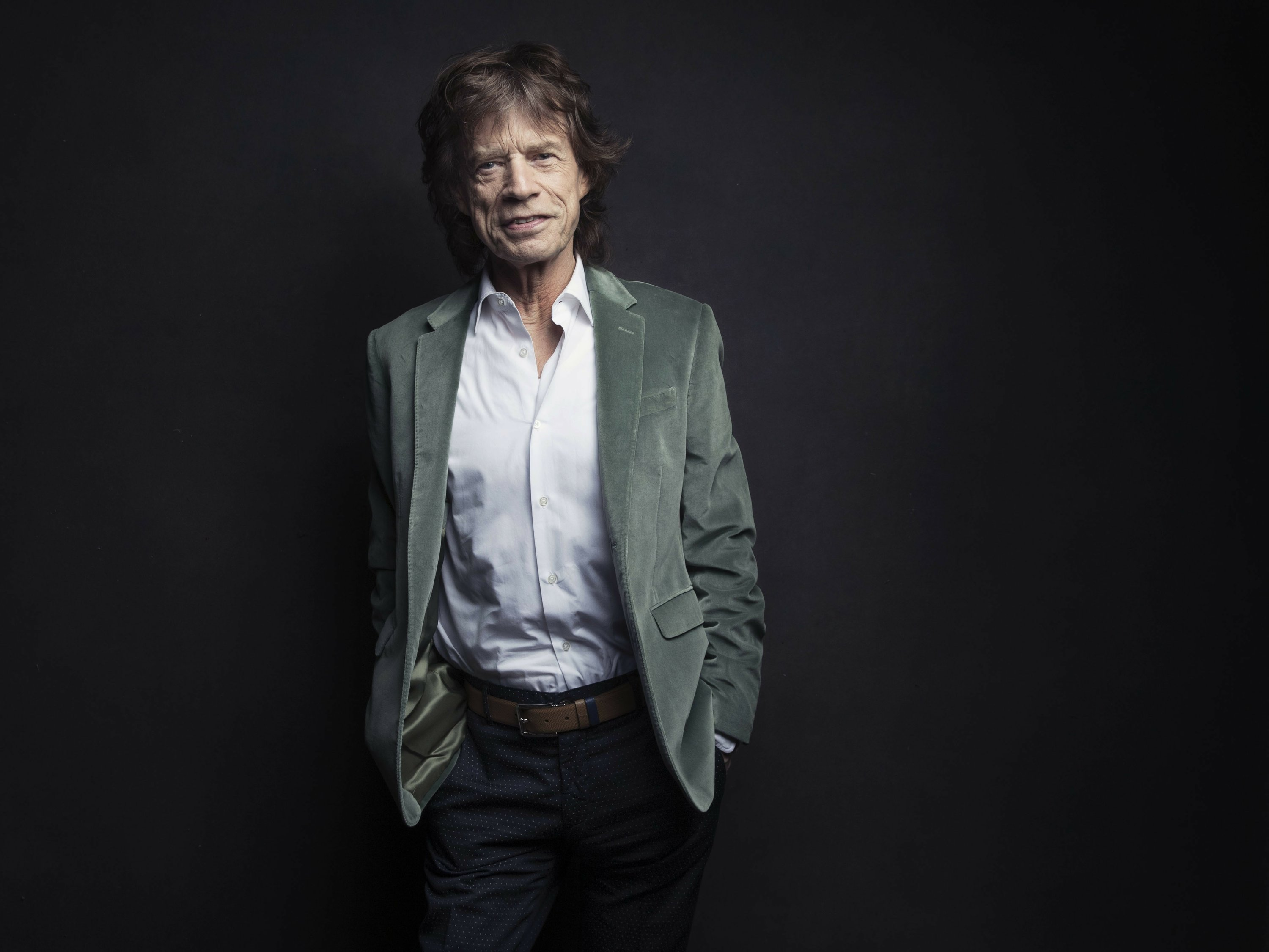 Mick Jagger on new Stones tour, Aretha, acting and Grammys