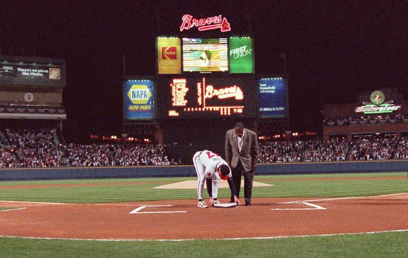 Farewell To The Ted Braves End 20 Year Run At Turner Field