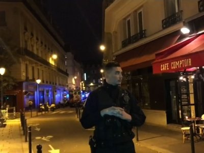 Paris Stabbings Investigated as Terror Attack