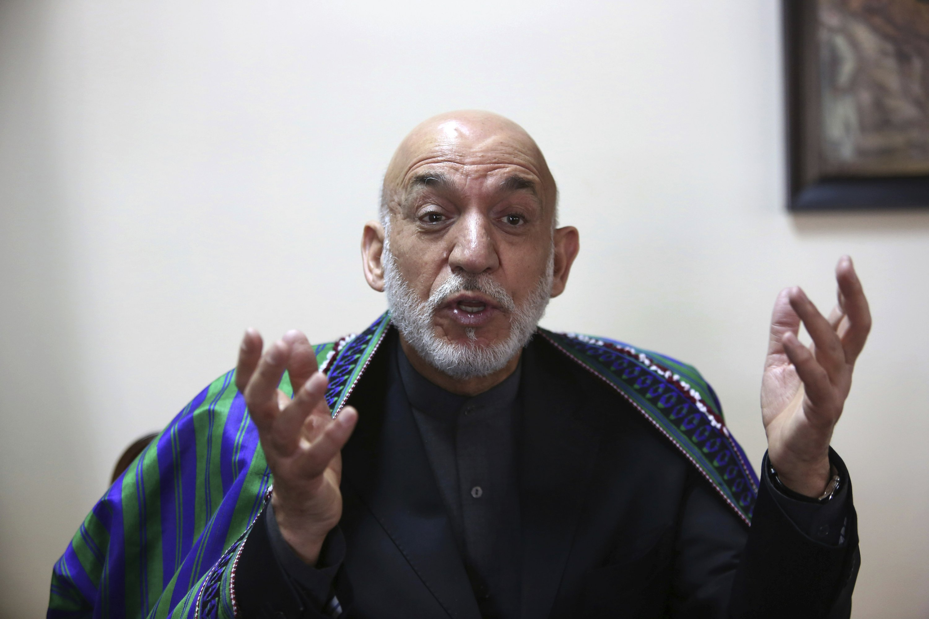 Former Afghan President: Massive US bomb was an 'atrocity'