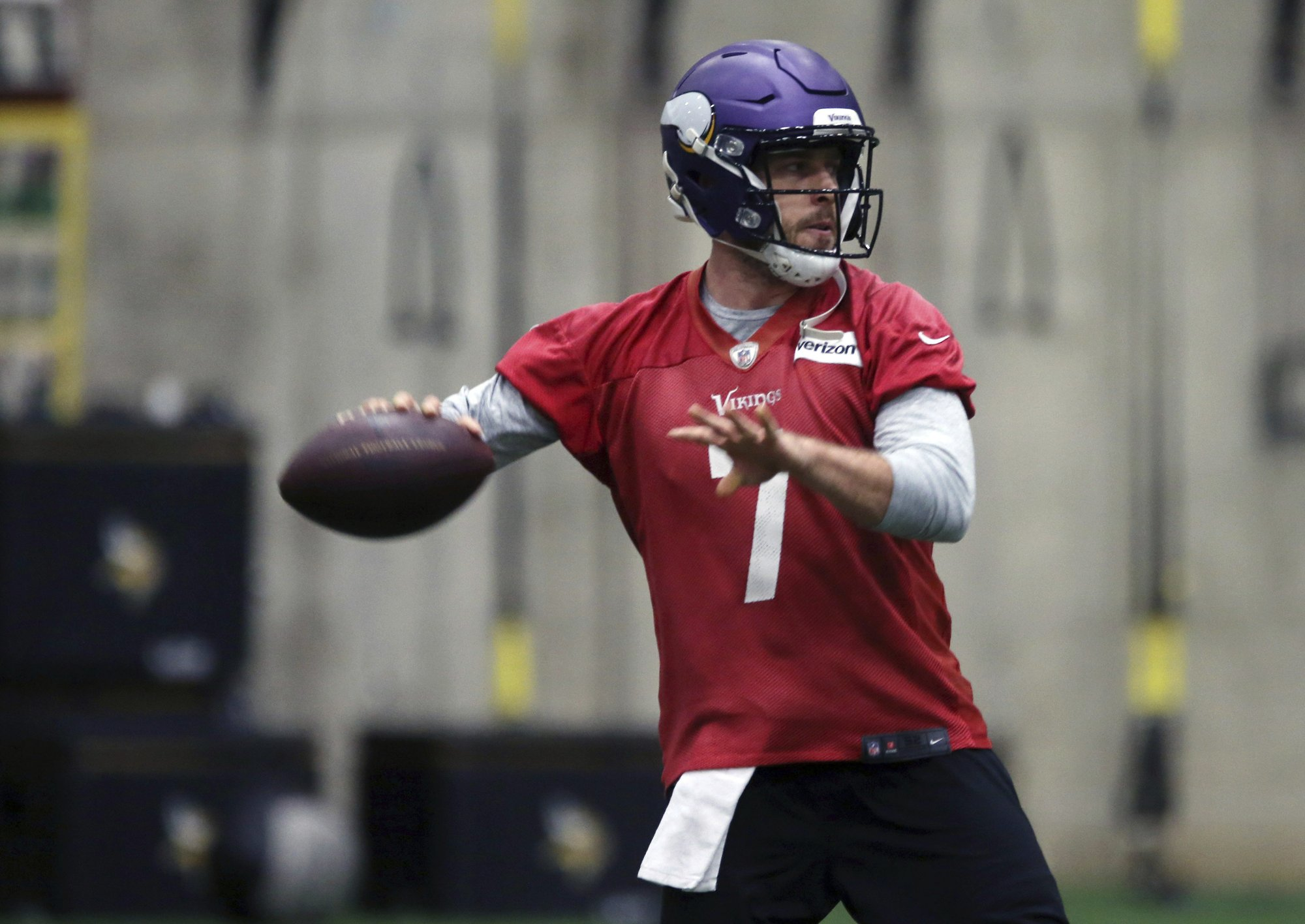 cafc05325 The case for Keenum  Vikings QB keeps on disproving doubters