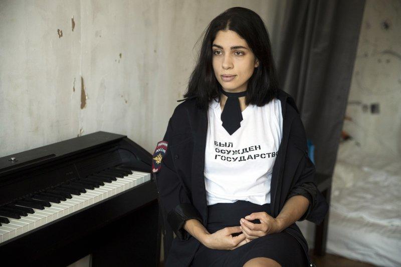 Nadezhda Tolokonnikova