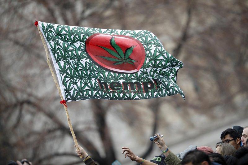 Hemp flag
