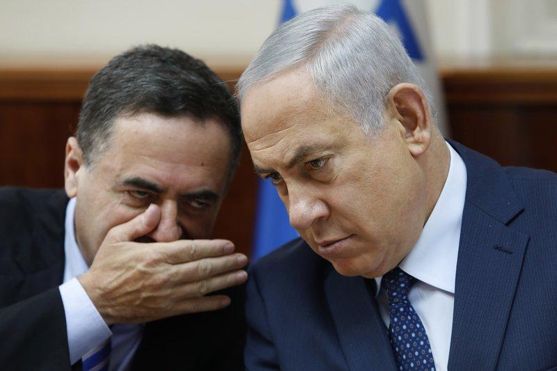 Benjamin Netanyahu, Yisrael Katz