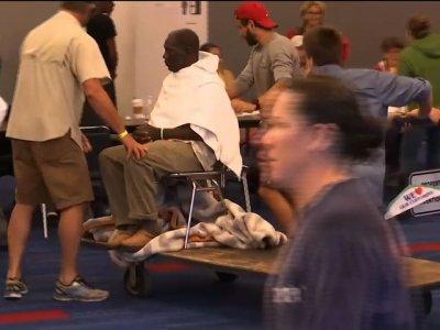 Harvey Evacuees: We Just Lost Everything