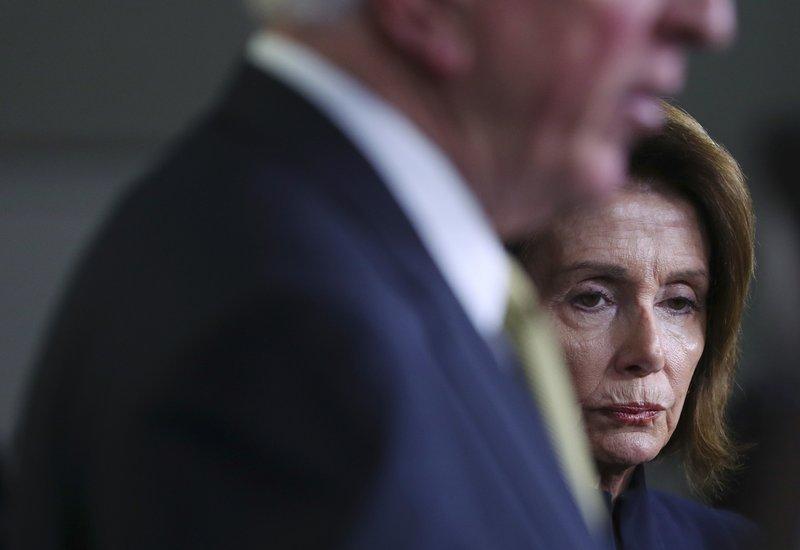 Alex Ovechkin, Nancy Pelosi, Mike Thompson