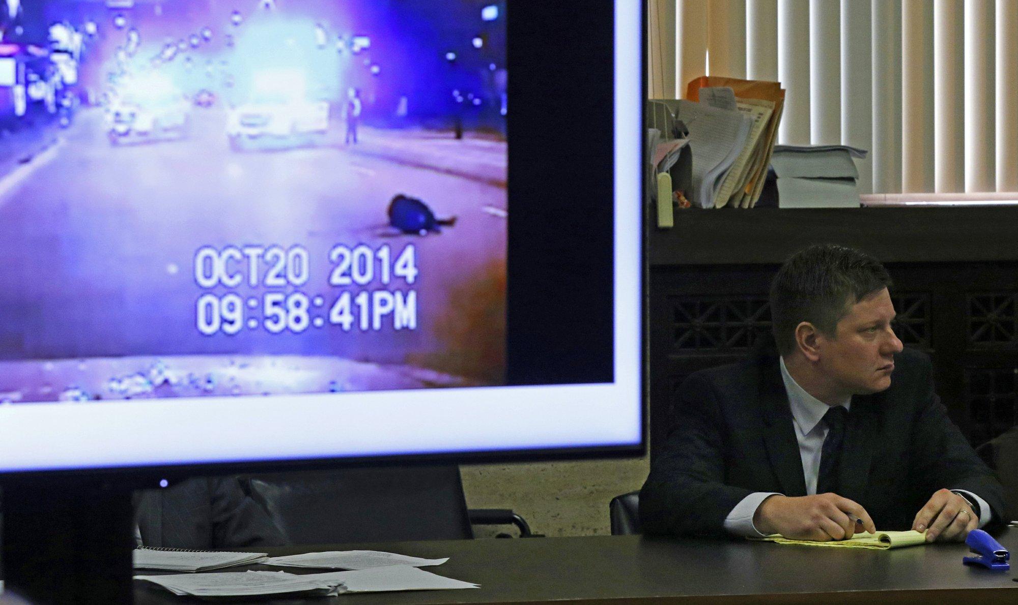 Officer jason van dyke wife sexual dysfunction