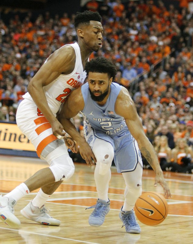 Joel Berry II, Tyus Battle