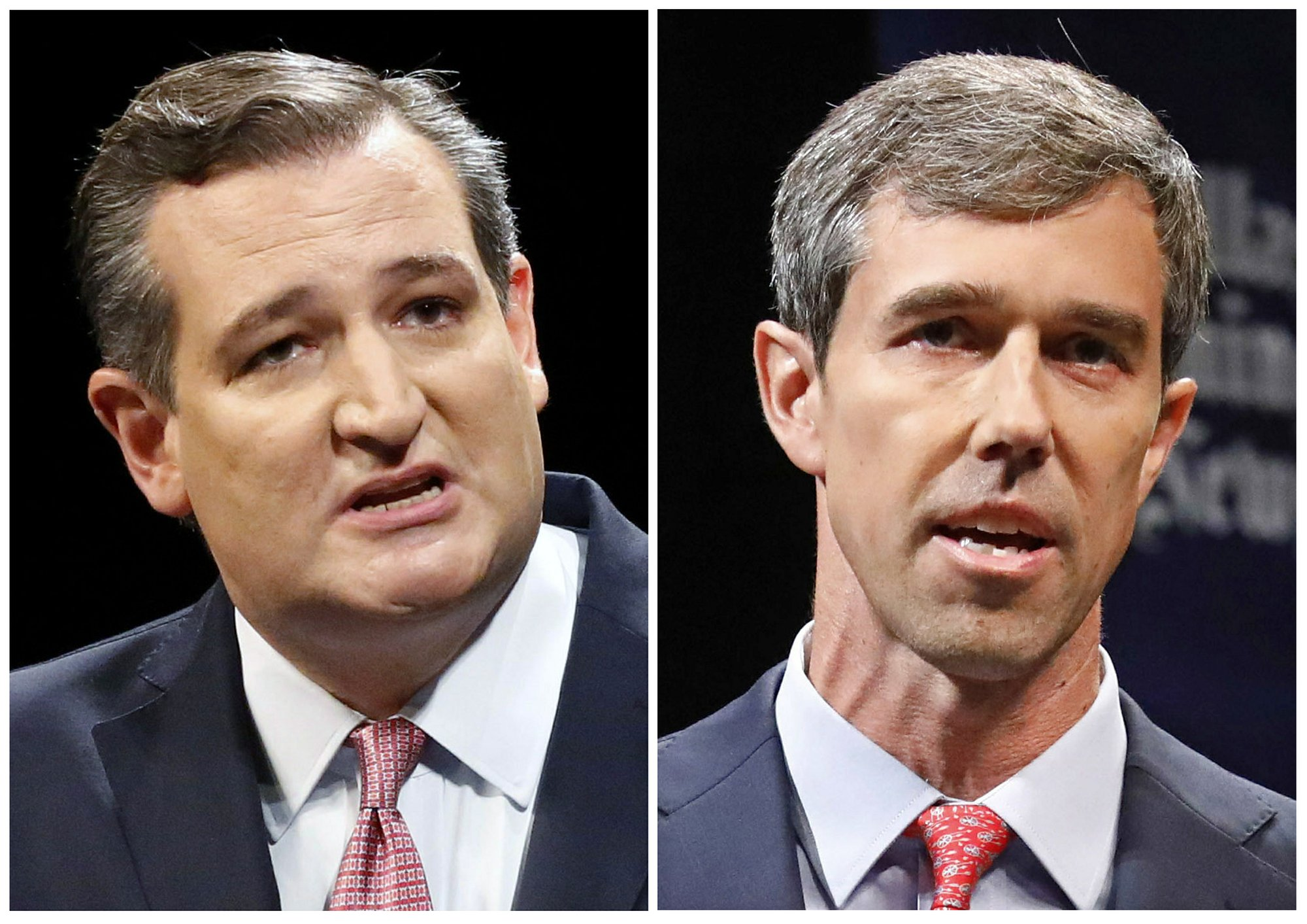 O'Rourke raises record $38M, triples Cruz amid sagging polls