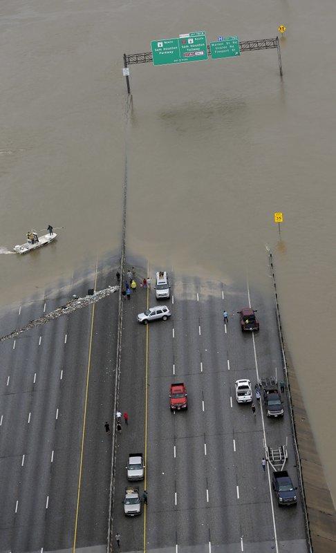 I-10 Flooding