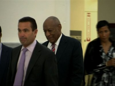 Bill Cosby's Accuser and Her Mother Testify