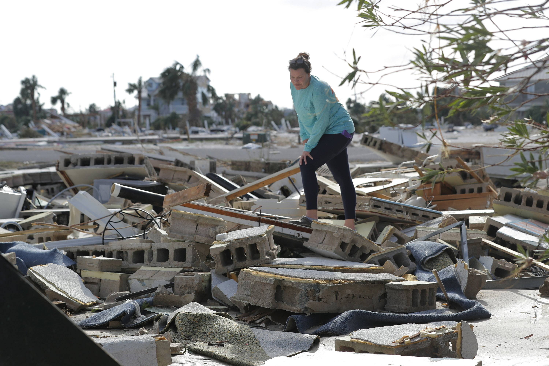 Florida families still seek people missing in the hurricane