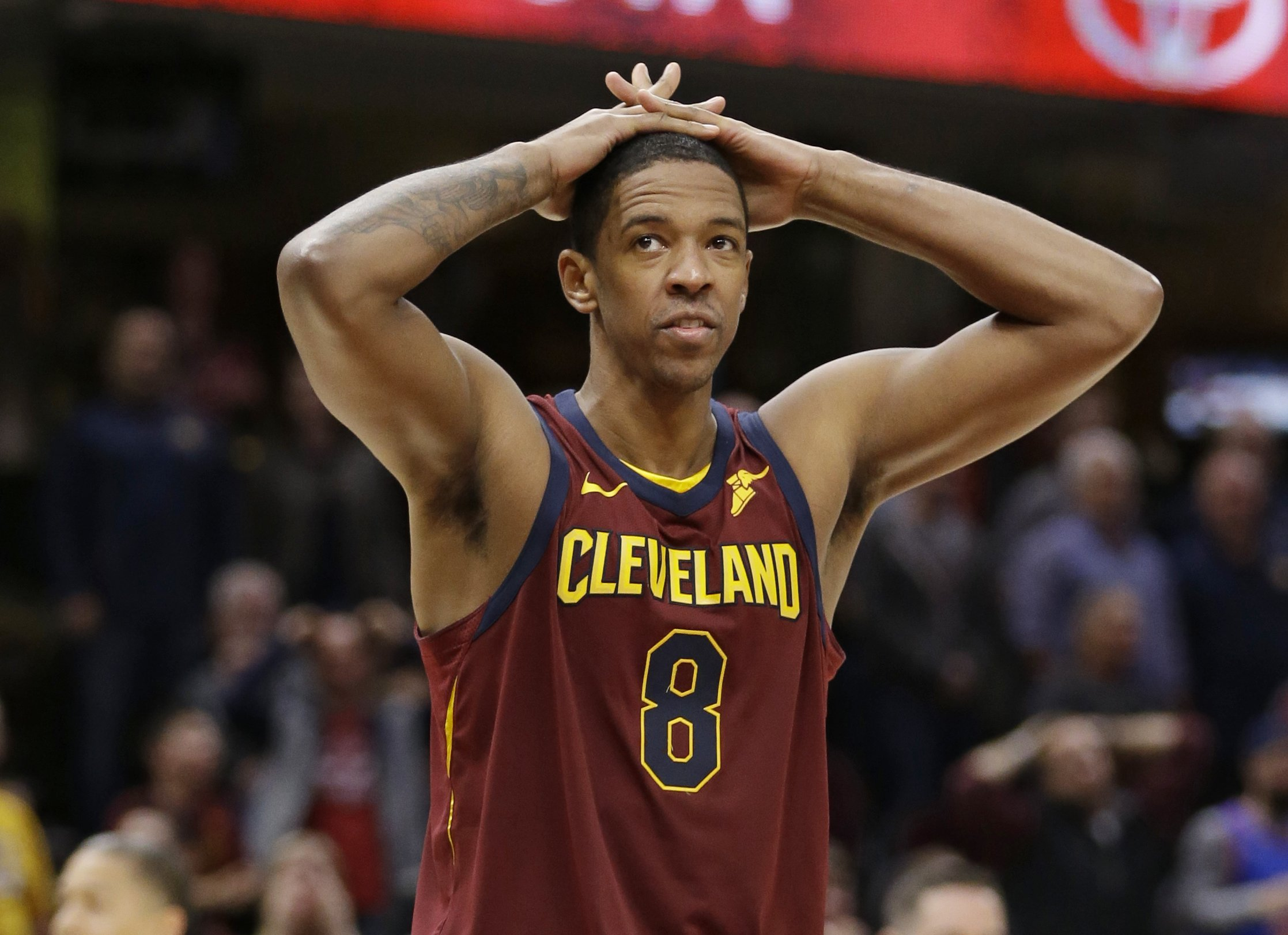 promo code 53933 ccd13 Cavs F Channing Frye to retire at end of season