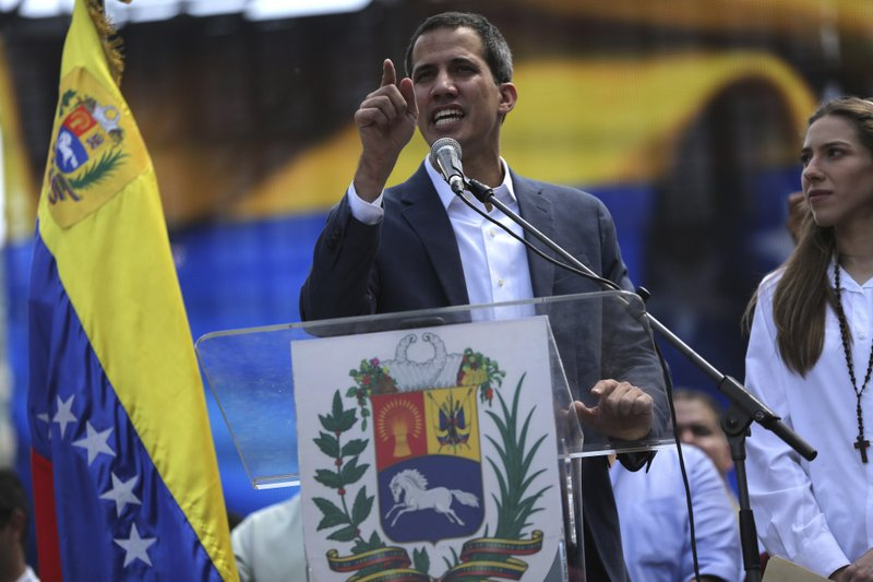 Juan Guaido, Fabiana Rosales