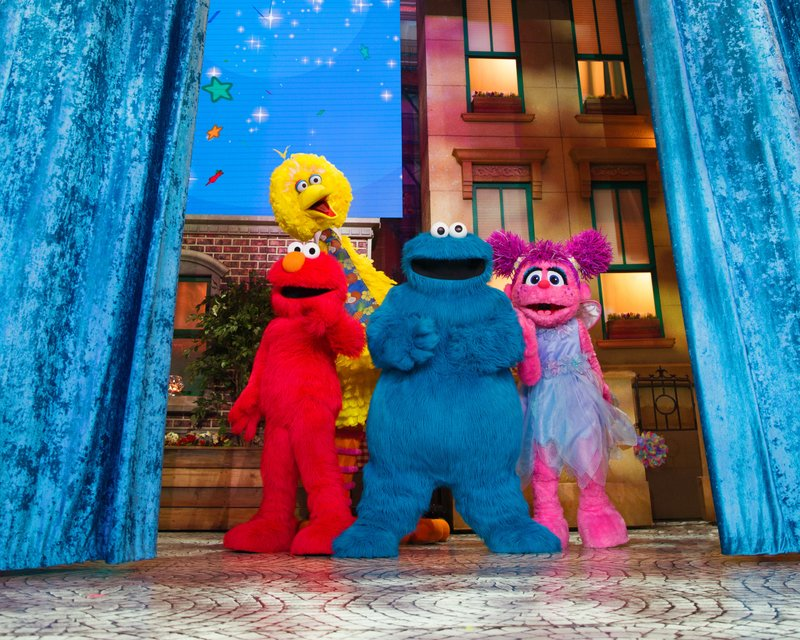 Zippity Zap! Feld Entertainment Reveals The Latest Sesame Street Live! Production Coming to Your Neighborhood…And It's Magical