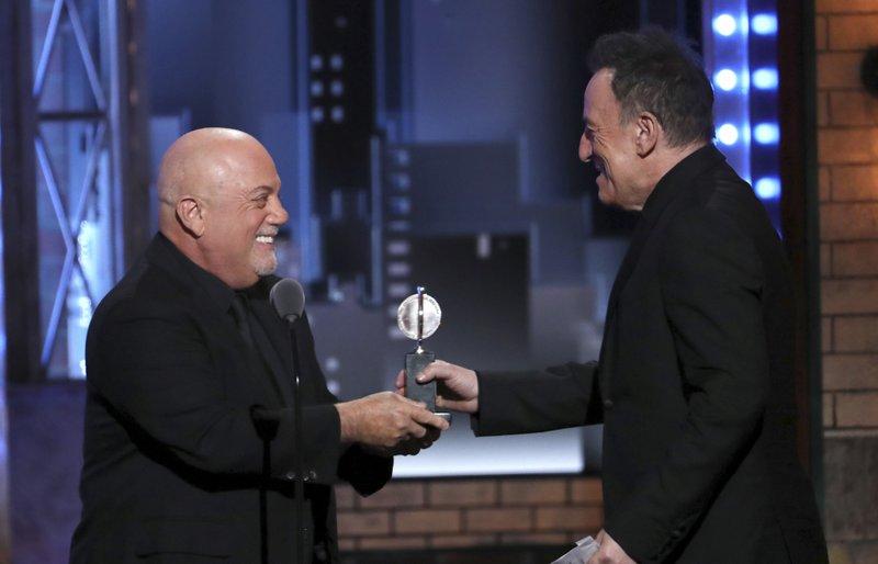 Billy Joel, Bruce Springsteen