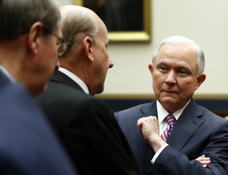 Jeff Sessions, Bob Goodlatte, Louie Gohmert