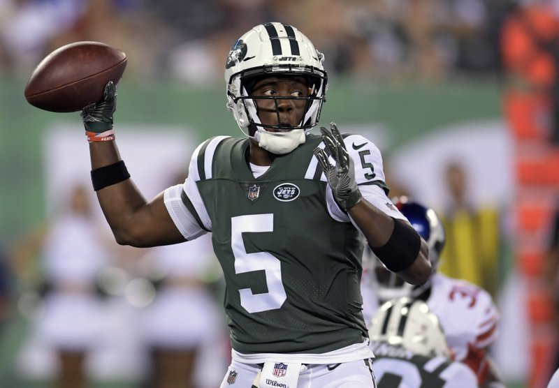 separation shoes dae72 05a96 Saints acquire QB Teddy Bridgewater from Jets