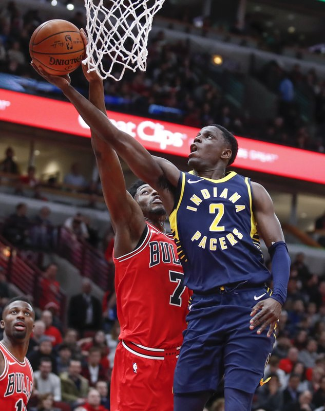 Darren Collison, Justin Holiday