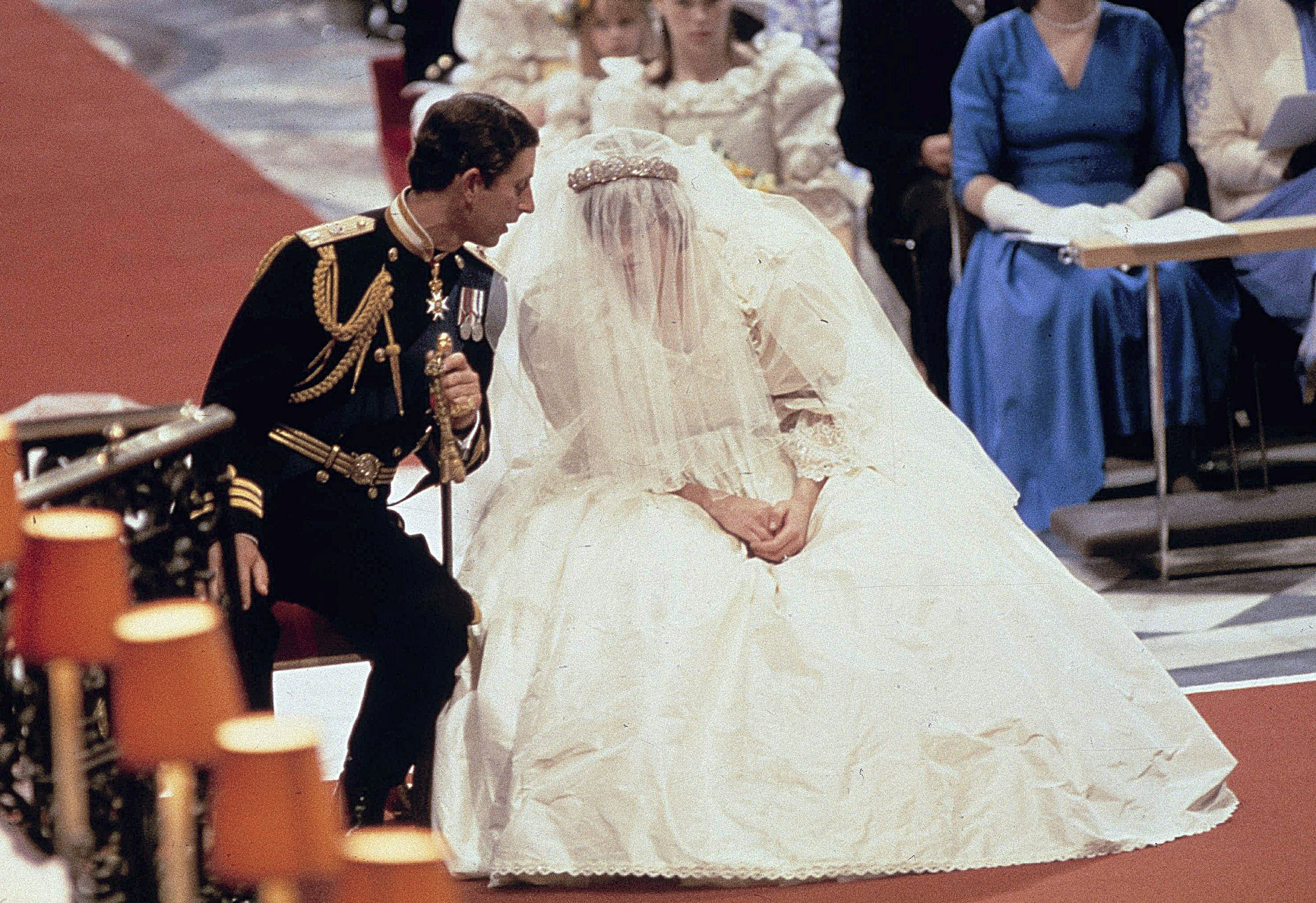 Tiaras Gowns Power Suits Princess Diana S Fashion Moments