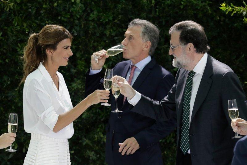 Mariano Rajoy, Mauricio Macri