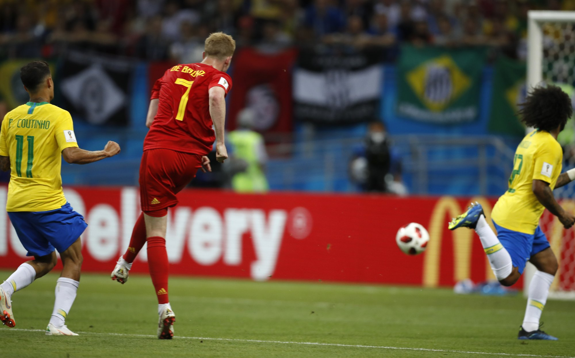 Belgium eliminates Brazil 8b31cc2ee