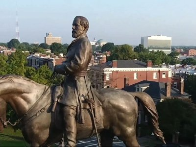 Richmond Mulling Fate of Confederate Monuments