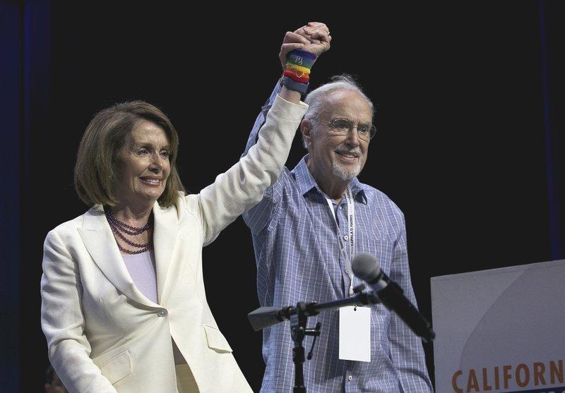 Nancy Pelosi, John Burton