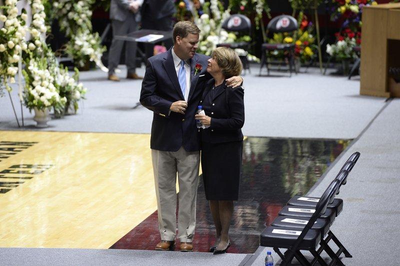 Mark Huntsman, Karen Huntsman