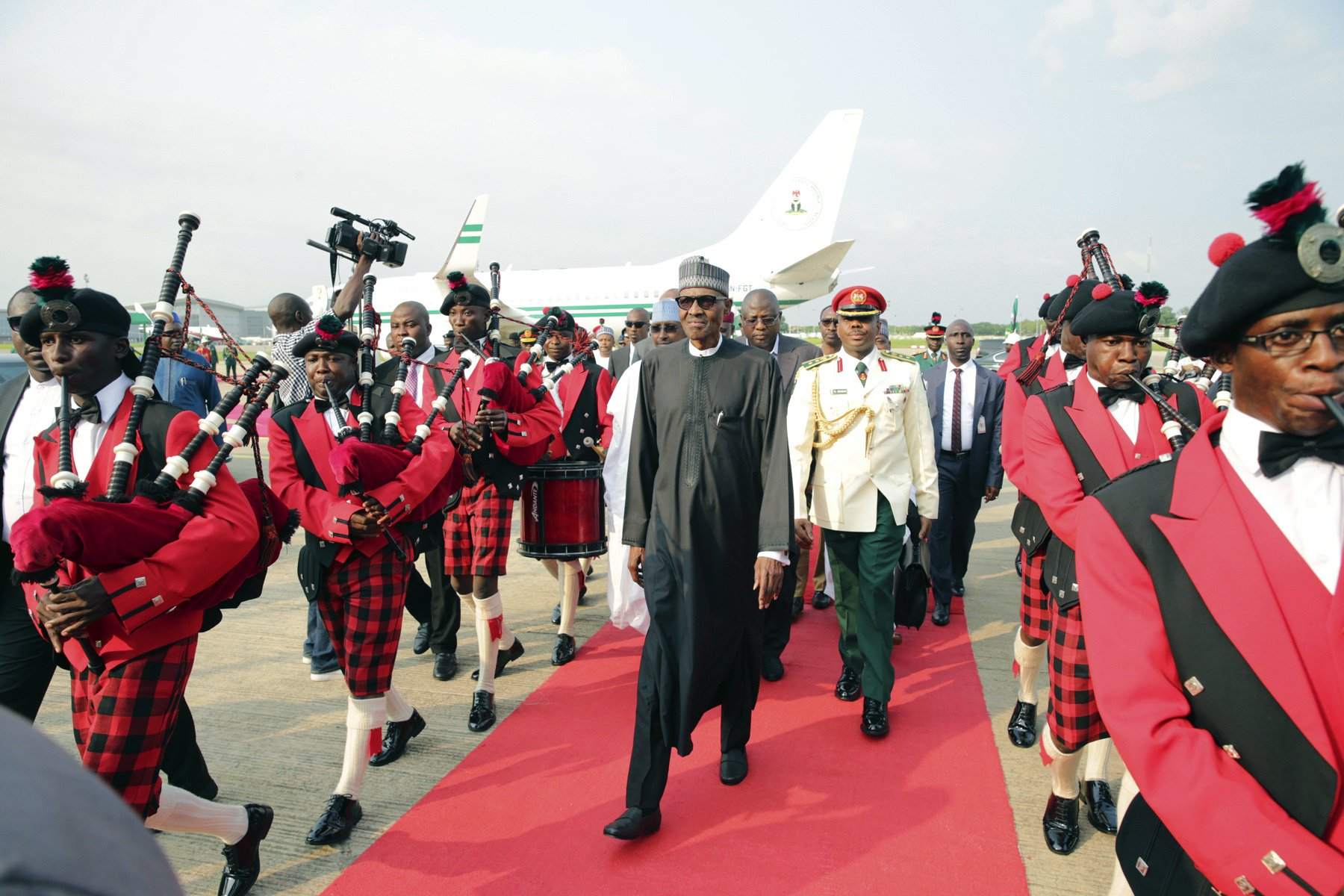 Nigerian president vows to step up fight against Boko Haram