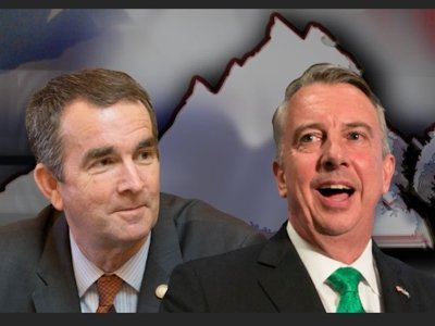 Trump Factor Dominates in Tight VA Governor Race