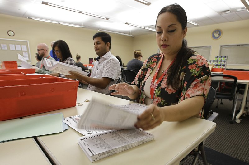More California voters, counties opting for mail-in ballots