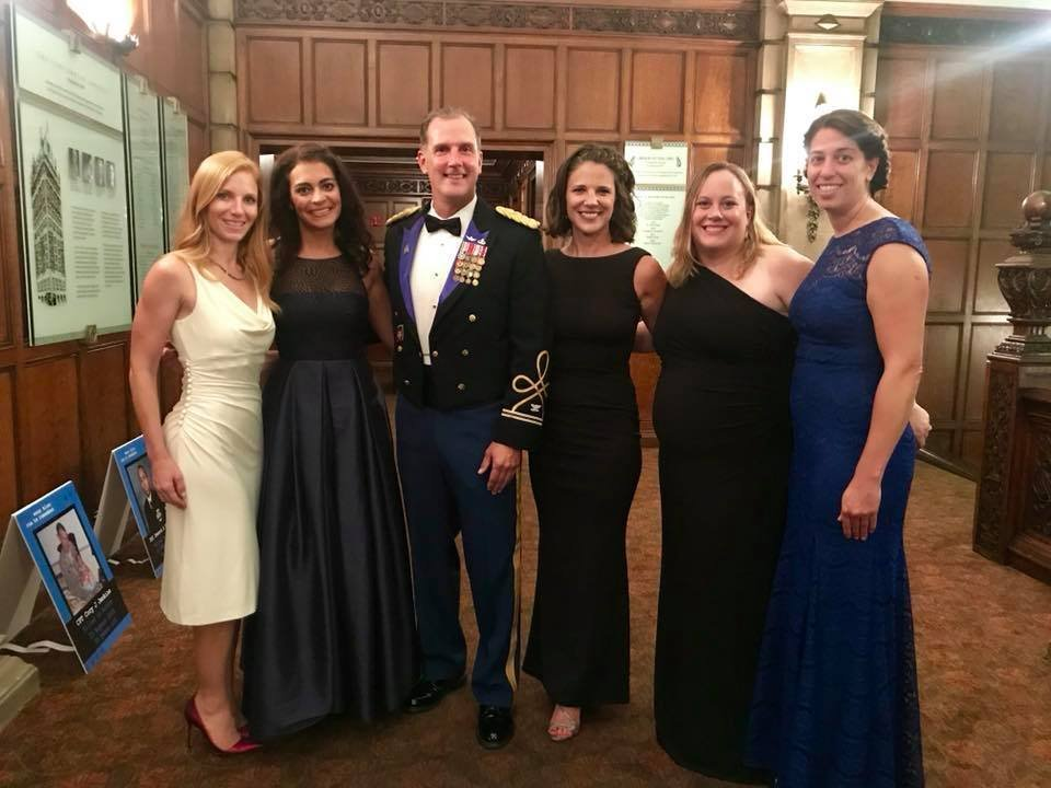 Hunt Military Communities Non-Profit Organization Major Sponsor of wear blue: run to remember First Fundraising Gala