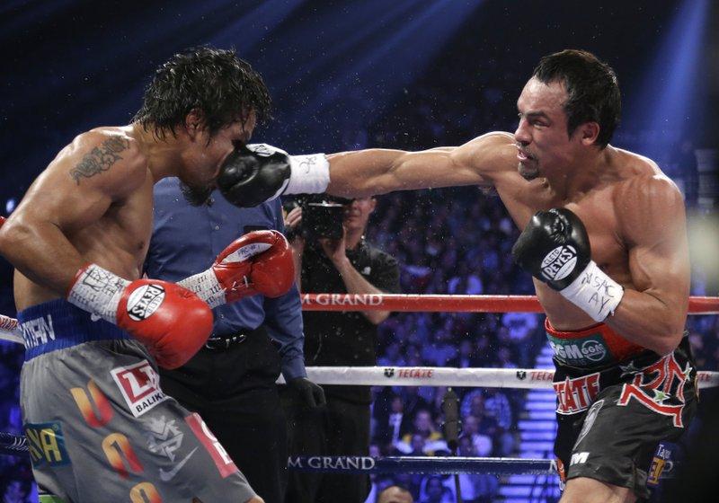 Manny Pacquiao, Juan Manuel Marquez