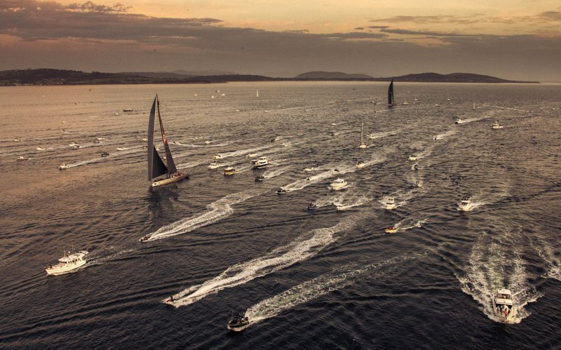 Comanche wins Sydney-Hobart, Wild Oats XI stripped of title