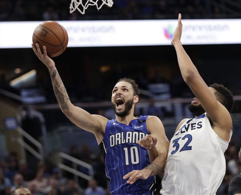 Evan Fournier, Karl-Anthony Towns