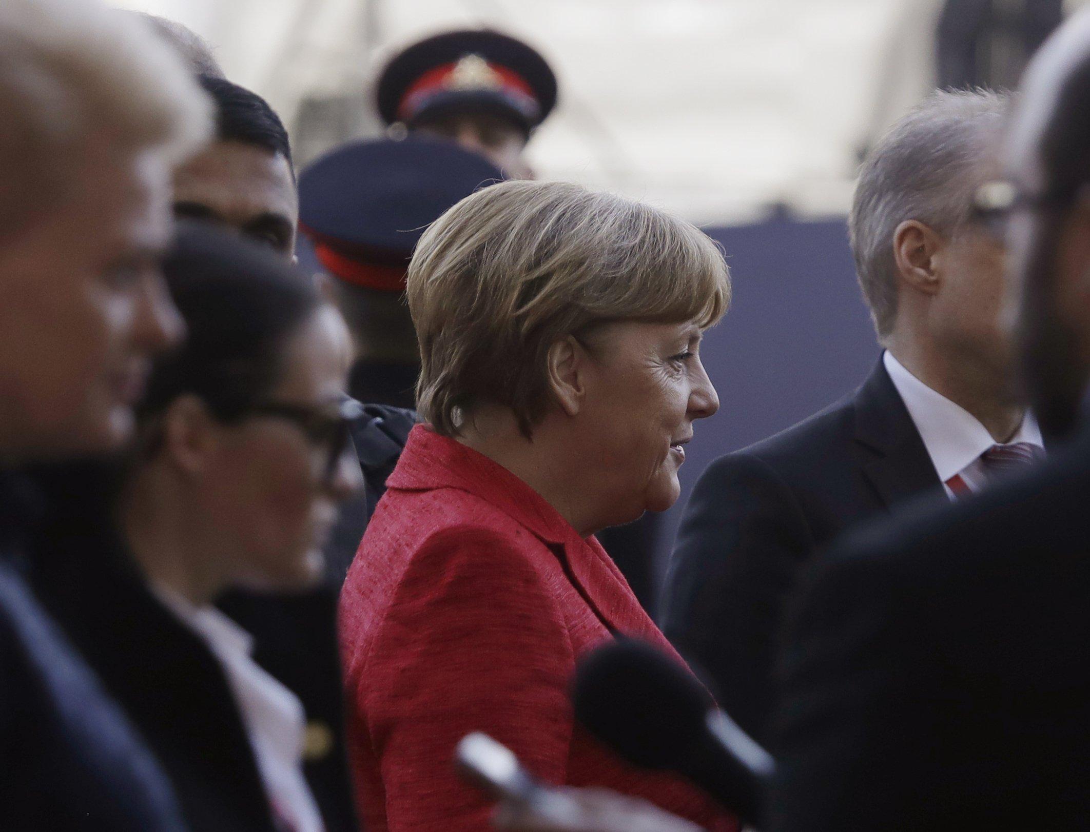 EU leaders say Trump worries them as rhetoric becomes policy