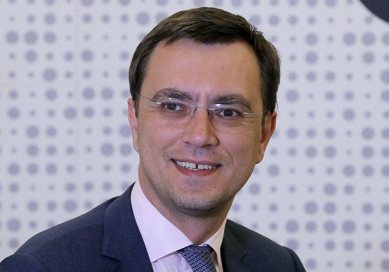 Volodymyr Omelyan