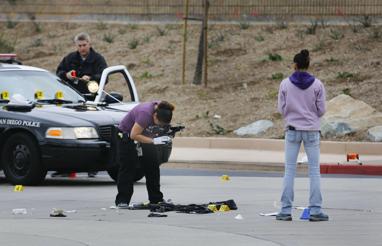 San Diego police killed boy, 15, in school parking lot